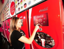 Surpriza pentru consumatorii Coca-Cola: Compania le stocheaza datele