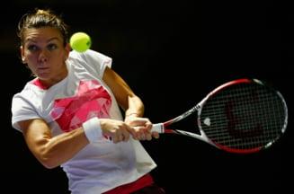 Surpriza pregatita de Simona Halep la Turneul Campioanelor - ce anunt a facut Wim Fissette