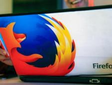 Surpriza rezervata de browserul Firefox