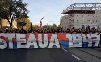 Surpriza totala la CSA Steaua: Noua echipa de fotbal, boicotata de suporteri