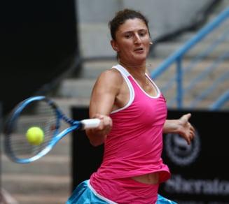Surpriza uriasa la Bucharest Open: Irina Begu, eliminata in turul I dupa o infrangere usturatoare