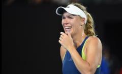 Surpriza uriasa la Miami: Caroline Wozniacki, eliminata in turul doi dupa ce a luat primul set cu 6-0