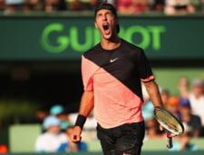 Surpriza uriasa la Miami! Roger Federer a fost eliminat de catre locul 175 in lume si pierde locul 1 mondial