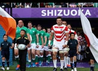 Surpriza uriasa la Mondialul de rugby: Japonia obtine o victorie istorica in fata Irlandei
