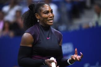 Surpriza uriasa la US Open: Serena Williams a fost eliminata si a pierdut locul 1 WTA