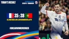 Surpriza uriasa la debutul Europenelor de handbal. Marea favorita Franta a fost invinsa de o natiune care nu conteaza in acest sport