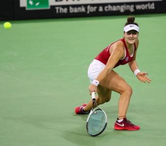 Surpriza uriasa la inceput de 2019: Bianca Andreescu o invinge pe Wozniacki si se califica in sferturi la Auckland