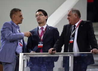 Surpriza uriasa pe banca echipei nationale - varianta anuntata de Federatia Romana de Fotbal