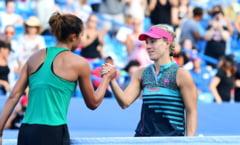 Surprize la Cincinnati: Trei jucatoare din top 5 WTA, eliminate in optimi