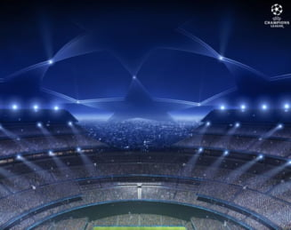 Surprize mari in Champions League: Rezultatele de miercuri