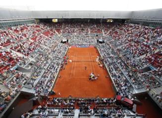 Surprize mari la turneul lui Tiriac de la Madrid: Ce semifinale am putea avea