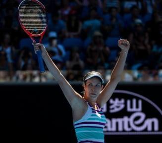 Surprizele s-au tinut lant la Australian Open: Iata rezultatele inregistrate duminica si primele sferturi de pe tabloul feminin
