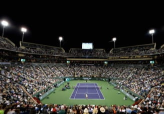Surprizele se tin lant la Indian Wells: Trei favorite au fost eliminate sambata seara