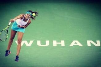 Surprizele se tin lant la Wuhan: Campioana de la US Open, spulberata in prima runda. Cu cine va juca Sorana Cirstea