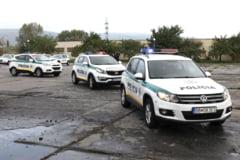 Suspecti de terorism, arestati langa Romania - aveau arme automate si explozibil