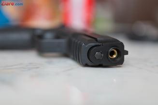 Suspectul care a impuscat mortal un barbat in Ilfov a fost prins