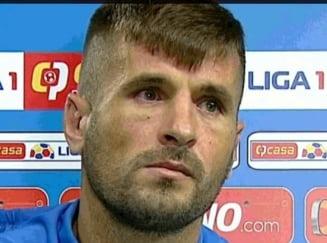 Suspendare drastica pentru fotbalistul care l-a accidentat grav pe Koljic de la Craiova
