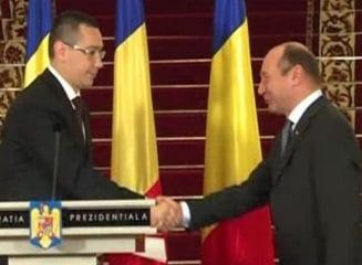 Suspendarea lui Basescu il va termina pe Ponta (Opinii)