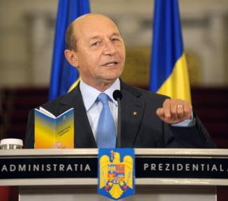 Suspendarea lui Basescu pe axa CCR-Ponta-Nastase-Vintu (Opinii)