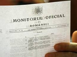 Suspendarea lui Basescu si convocarea referendumului, publicate deja in Monitorul Oficial