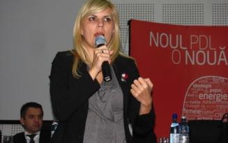 Sustinatorii Elenei Udrea, scosi de pe lista de delegati la Conventia PDL