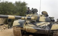 Sustinatorii lui Gaddafi au atacat orasul Bani Walid - 4 morti, 20 de raniti