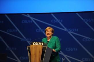 Sustinerea pentru coalitia lui Merkel este la cel mai mai scazut nivel din istorie - sondaj