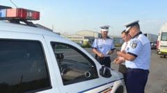 Sute de amenzi si permise retinute de politistii olteni