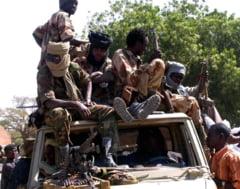 Sute de copii rapiti in Sudanul de Sud
