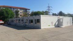 Sute de elevi din Timisoara vor invata in containere