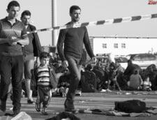 Sute de imigranti au incercat sa patrunda intr-o enclava a Spaniei din Africa, printr-un gard de 6 metri