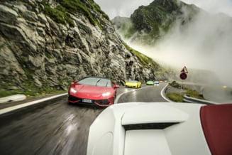 Sute de masini de lux au fost inmatriculate in Romania in 2017. Vedetele sunt Ferrari, Lamborghini si Pontiac