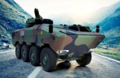 Sute de romani vor fi angajati pentru a face transportoare blindate pentru armata