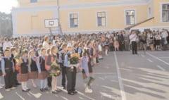 Sute de scoli cu probleme arzatoare