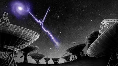 Sute de semnale misterioase extraterestre detectate de astronomi. De la cine vin transmisiile VIDEO