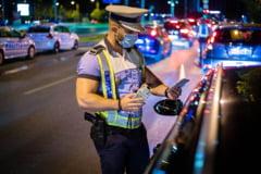 Sute de vitezomani, amendati de politie pe autostrazile din Romania