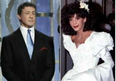 Sylvester Stallone, acuzat ca a abuzat de sora vitrega