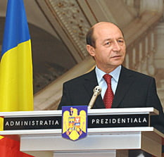 "T. Basescu: ""In caz de suspendare imi dau demisia dupa 5 minute"""
