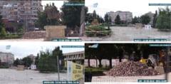 TARGOVISTE: Ce baieti destepti (NU) lucreaza in Piata Mihai Viteazul!