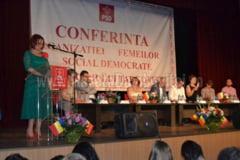 TARGOVISTE: Noul lider al femeilor social democrate este Carmen Holban - FOTO
