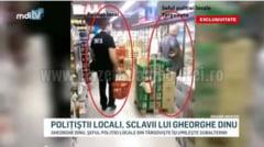 TARGOVISTE: Politistii locali ii fac piata sefului politiei, in uniforme de serviciu