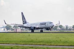 TAROM suspenda zborurile comerciale catre sau dinspre Republica Moldova si Israel