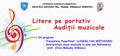 "TIMP LIBER: Auditii muzicale la Biblioteca Judeteana ""Ion Heliade Radulescu"" Dambovita"