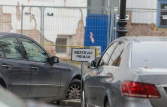"""TM 01 PMT paraseste curtea primariei. Fritz: """"Aceste simboluri de lux nu mai au ce cauta in situatia actuala in Timisoara"""""""
