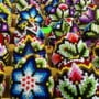 TRADIEsII DE PASTE in Bistrita-Nasaud: Oua cu margele, haine de sarbatoare si fete stropite cu parfum