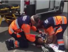TRAGEDIE - SASE victime dintre care TREI DECEDATE intr-un cumplit accident rutier petrecut seara trecuta in localitatea Stangaceaua
