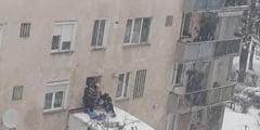 TRAGEDIE la Sighisoara: femeie decedata dupa ce a cazut de la etajul 4!
