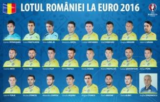 """TREI """"ASTRALI"""" IN LOTUL PENTRU EURO 2016"""