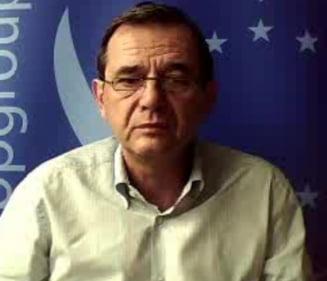 TV Ziare.com: Marian Jean Marinescu prevede sfarsitul erei Voronin