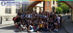 Tabere de engleza in Anglia - Ce probe ii asteapta pe elevi la concursul Mirunette Language Competition